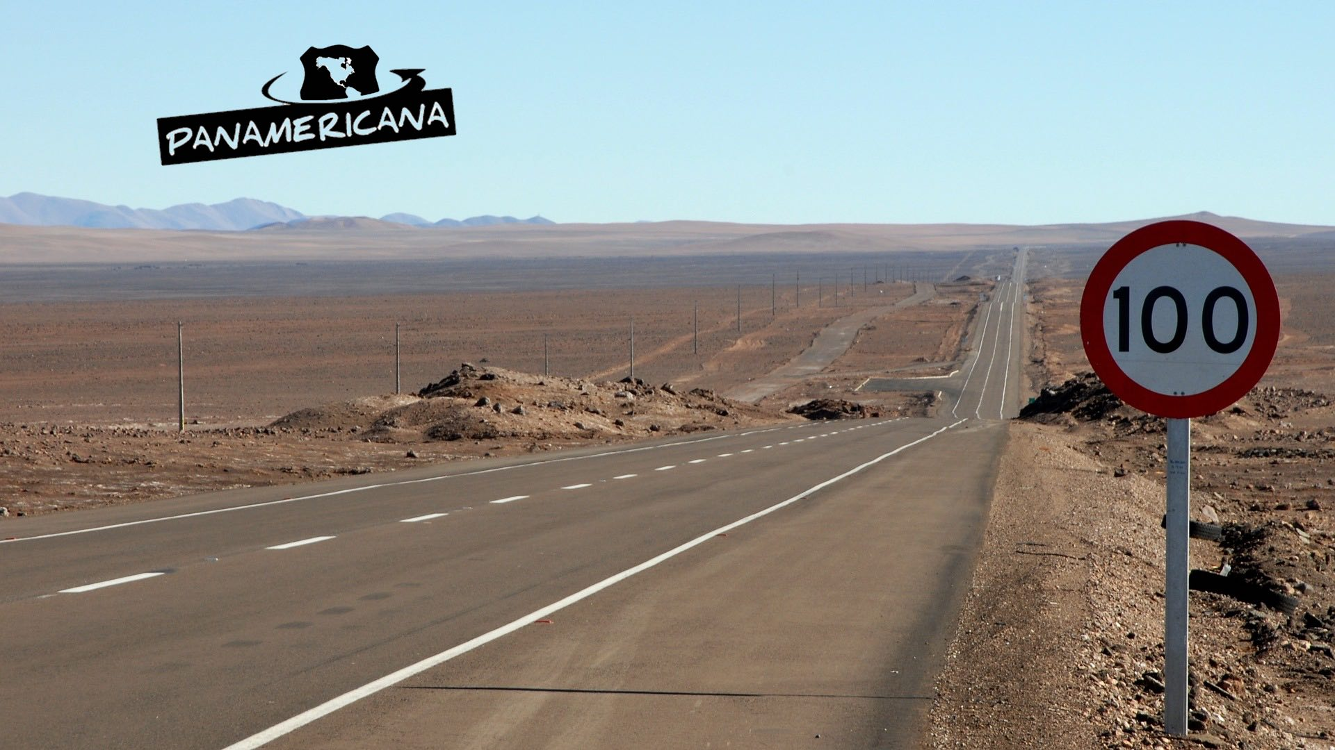 Panamericana - Two on a trip