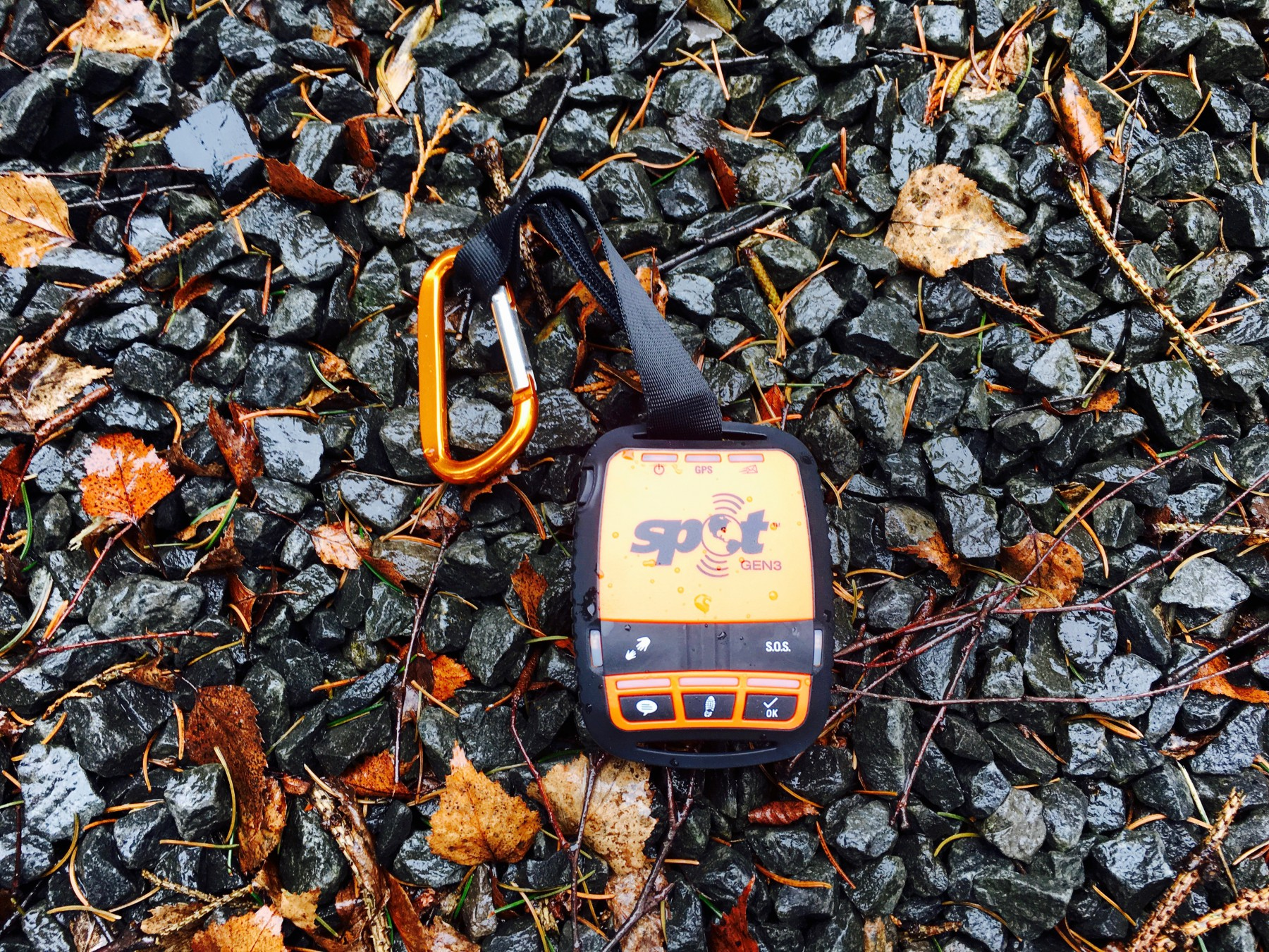 GPS-Tracking mit dem SPOT Gen3