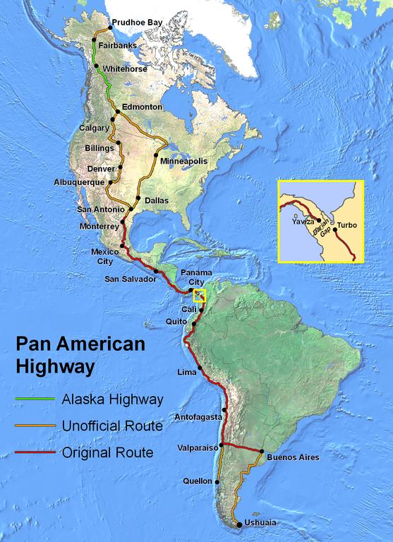 Panamericana Highway