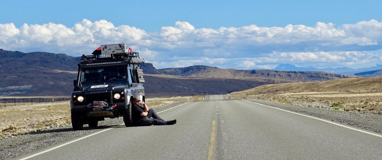 Ruta 40 in Argentinien